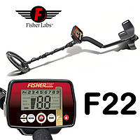 Металлоискатель Fisher F22
