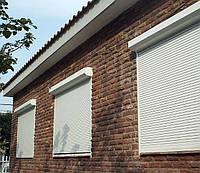 Роллеты защитные оконные недорого, фото 1