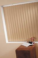 Вертикальные  тканевые  жалюзи для больших окон