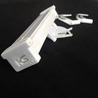 Карниз алюминиевый KS для штор с фурнитурой
