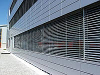 Жалюзи фасадные (рафшторы),наружные жалюзи, фото 1