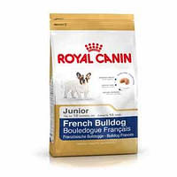 Корм для собак Royal Canin French Bulldog junior (Роял Канин Французкий бульдог юниор) 1 кг