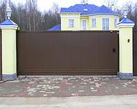 Відкатні гаражні ворота