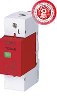 Ограничитель импульсных перенапряжений на DIN-рейку YCS6-B, 1Р, CNC