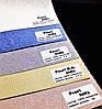 Ткань свето-теплоизоляционная блекаут для тканевых роллет  серия  Перл БО