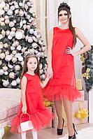 Модное детское платье для праздника