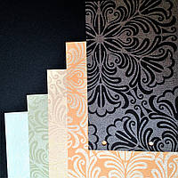 Ткань для тканевых роллет Ажур классика  В 900, фото 1