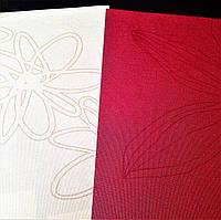 Ткань для тканевых роллет Узор Природа В 1000, фото 1