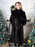 Норковая шуба женская в пол 50 52 54 размер