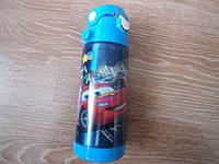 Детский термос для напитков и чая с трубочкой  zk g603  350ml