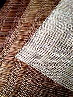 Натуральная ткань для роллет Мадагаскар, фото 1