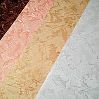 Ткань солнценепропускающяа блекаут для тканевых роллет  серия Шелк БО, фото 1