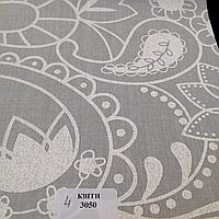 Ткань ролетная из полиэстра Цветы