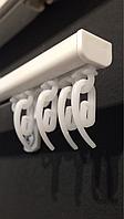 Профиль потолочный для штор С-150 из алюминия, фото 1