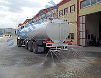Цистерна с системой полива SINAN / WATER SPRINKLER
