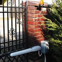 Электроприводы автоматика для распашных ворот NICE Wingo 3524 KCE