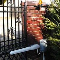 Електроприводи автоматика для розпашних воріт NICE Wingo 3524 KCE, фото 1