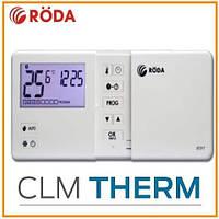 Беспроводной комнатный термостат Roda RTF7