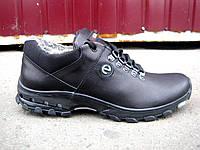 Зимние кожаные мужские кроссовки Ессо 40-45 р-р, фото 1
