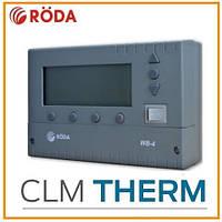 Контроллер управления RODA WB4 для твердотопливного котла