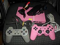 Аудіо та відіо техніка -> Ігрові приставки -> Sony PlayStation 2 -> З зарядкою -> 2