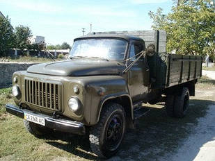 Проводка ГАЗ 52 (ГОСТ)