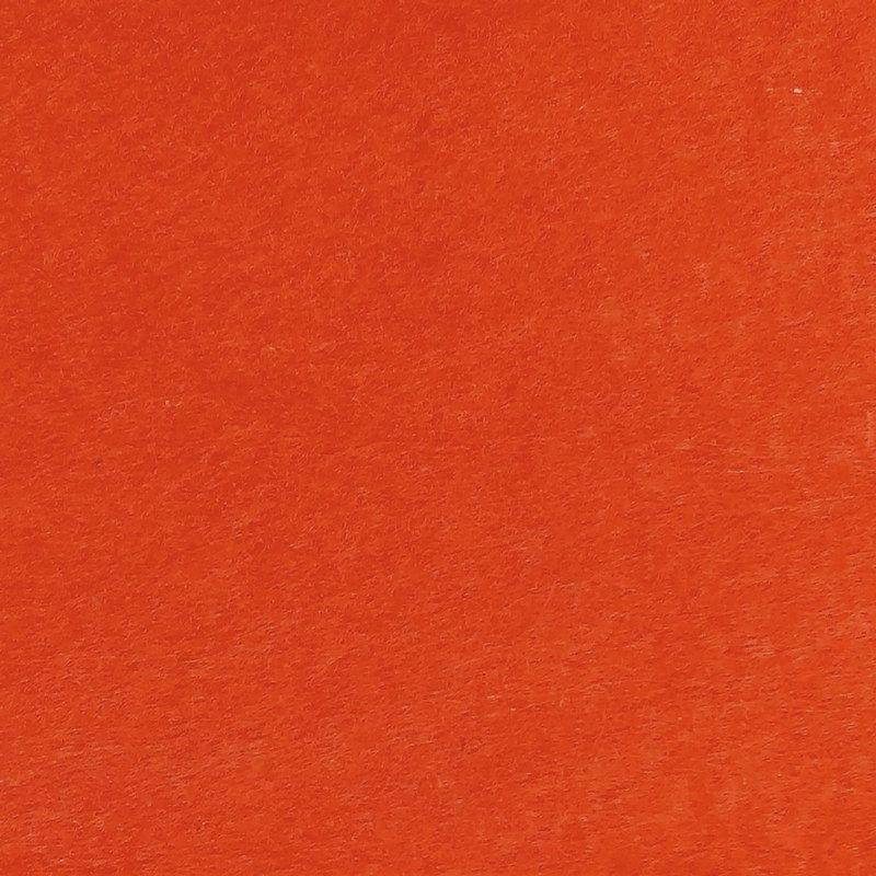 Фетр 3мм в рулоне 50м оранжевый