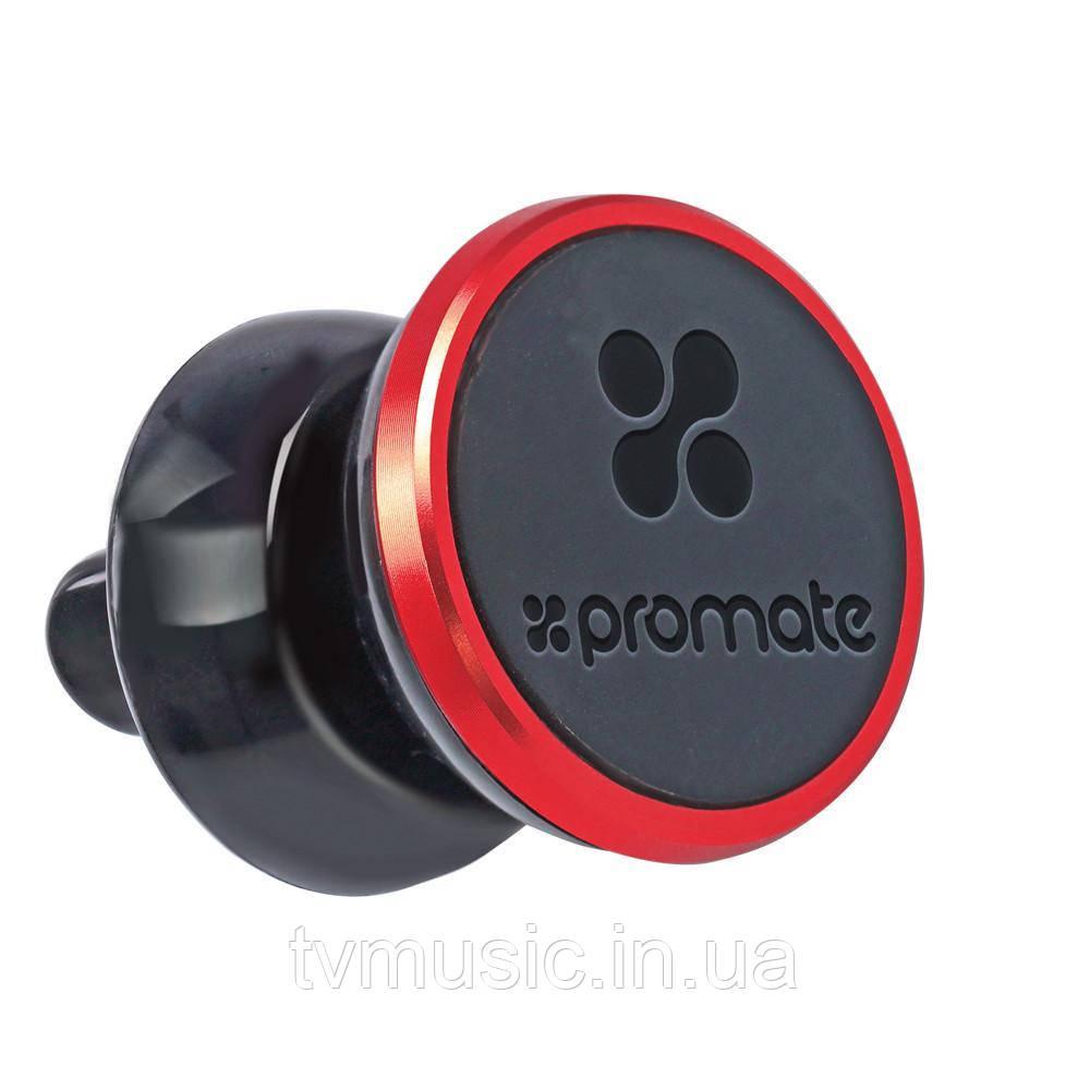 Автодержатель для телефона Promate VentGrip Red