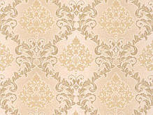 Обои, на стену, бумажные, дворцовый стиль, светлые, крупный рисунок, B27,4 Ария 6534-05, 0,53*10м, фото 3
