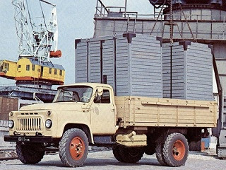 Проводка ГАЗ 53 (ГОСТ)