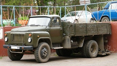 Проводка для ГАЗ 53А (ГОСТ)