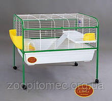 Клетка вольер для кролика, морской свинки. Golden Cage R4A 104*59*89 см