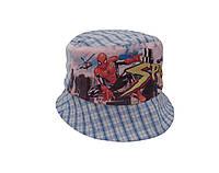 Голубая панамка Spiderman