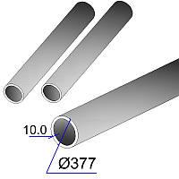 Труба гарячекатанная (377*10)