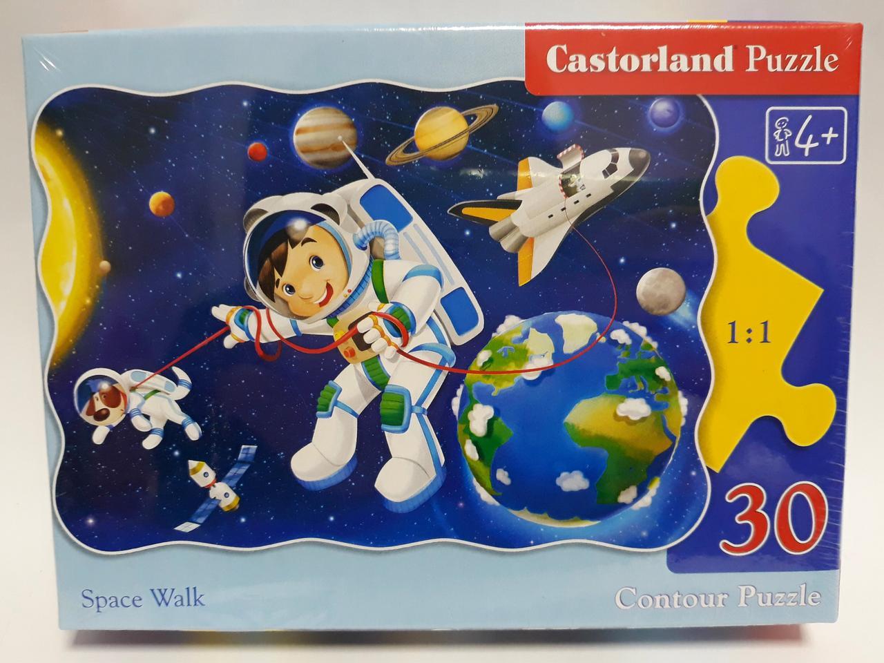 Пазлы 30 макси Космос  В-03594 76803 Castorland Польша
