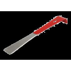 Стамеска-гвоздодер 260мм красная,нержавейка