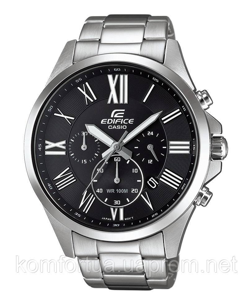 Часы CASIO EDIFICE EFV-500D-1AVUEF