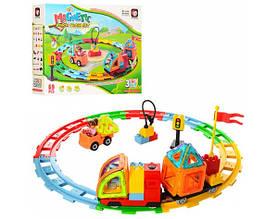 Магнітний конструктор Block Train Set