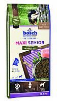 Bosch MAXI SENIOR / БОШ Макси Сеньор для стареющих собак (птиця+рис) / 12,5кг