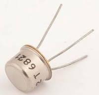 2T6821 TESLA транзистор PNP (500 мА 75В) Ni (ТО5)