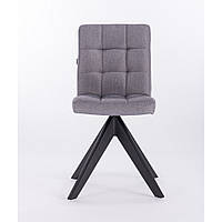 Парикмахерское кресло CHAIR HR7009 Серый, Ткань