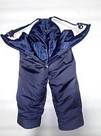 Зимний полукомбинезон, штаны зимние для мальчиков и девочек