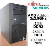 Fujitsu-Siemens P2430 - Athlon X2 5600+ 2x2.9GHz /2GB DDR2 /250GB HDD
