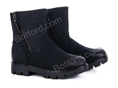 Ботинки Башили FA89 black
