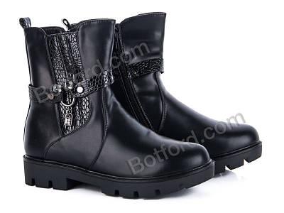 Ботинки Башили FA203 black