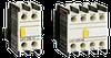 Блок контакт дополнительный LA1-DN11, NO + NC, CNC