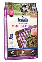 Bosch MINI SENIOR /Бош Мини Сеньор корм для пожилых собак маленьких пород / 2,5 кг