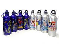 Бутылка для воды Супергерои