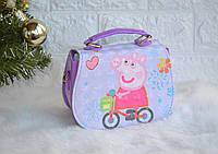 Детская сумочка Свинка Пеппа., фото 1