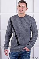 Мужской свитер Андрей черный
